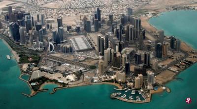 沙地阿拉伯等4国上月指控卡塔尔(图)支持恐怖主义组织,宣布与其断交。