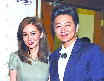 孙耀威以及陈美诗拿以周六办婚礼。