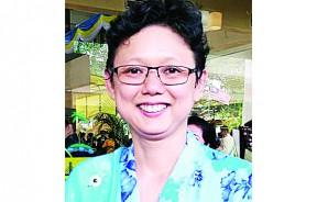 乔治市世界遗产机构总经理 洪敏芝博士PKT