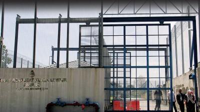 看犯在羁押室死亡之案例不时有,希冀为警方以吉隆坡增江成立之看中心外观。