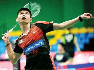 梁峻豪将与泰国种子对手争夺亚青羽男单决赛权。