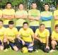 初次参赛的威联足球队虽战绩不佳,可展现的体育精神令人激赏。