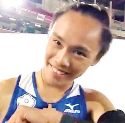 卢浩华为中华队拿下首枚历史奖牌。