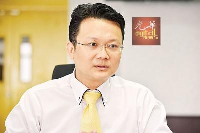杨顺兴:接获媒体询问后,才得知其团队的一名助理被指涉案。