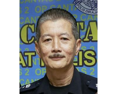 霹雳刑事调查主任颜天记高级助理总监