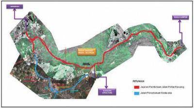 万挠绕道工程的完工期延长2132天,从2005年开始动工至今尚未完成。