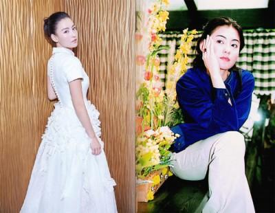 曾是影唱双栖当红偶像的张柏芝,暗示自己在娱乐圈被欺负了18年。