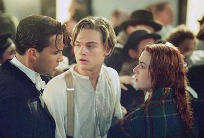 经典电影《铁达尼号》20年前上映。