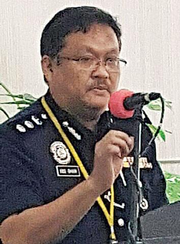 阿都甘尼表示警方暂没接获投报,但会密切留意且呼吁民众不要轻易上当。