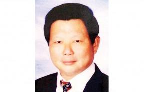 槟城小贩商业公会会长  拿督林东英DSPN