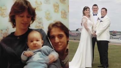 格雷与温斯利最终还是走在一起,媒人就是他们的儿子。