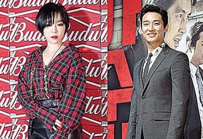 朱智勋和孙佳仁被爆已在不久前分手。