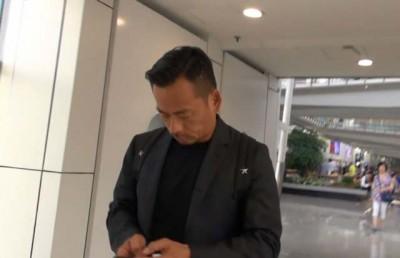 洗米华昨下午返回香港。