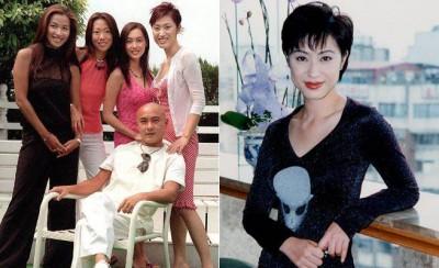 陈法蓉身为《鹿鼎记》7美妻之一,其他人都成了家,只有她至今半百但还没遇到对的人。