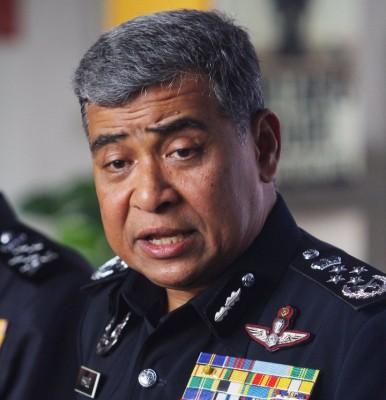 卡立:警队放眼近期内将电子报案系统扩展至全国各地警局,并扩大受理案件的范畴。