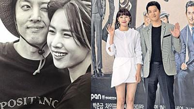 李东健和大肚妻出演《新婚日记2》。
