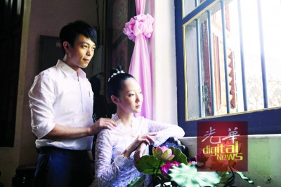 林宇中及吴俐旋。
