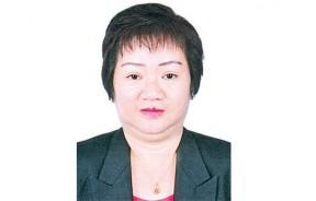 新港机械有限公司董事 蔡素丝PJK