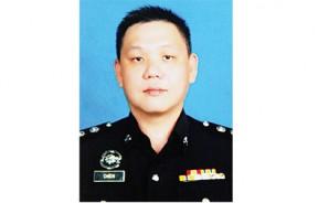 槟东北县警区刑事调查组情报/行动指挥官 钱俊曹PJK