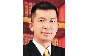 槟城太极体育会名誉主席 林文良PJK