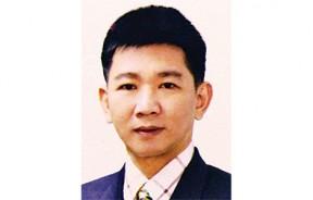 槟城二条路华社地方领袖 汪永春PJK