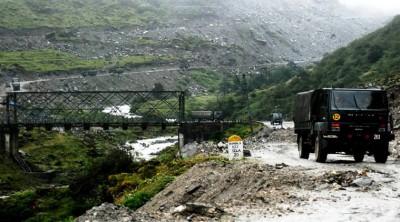 印度政府拟建隧道,缩短提斯浦而和达旺之路。