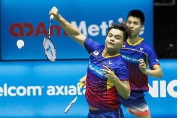 近年来进步神速的王耀新/张御宇是大马男双在吉隆坡东运会争金的希望。