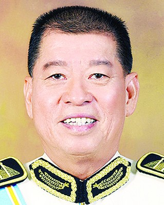 槟城著名企业家 高级拿督吴鑅富DMPN