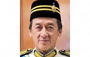 槟州乒乓总会主席 高级拿督程铁诚DMPN