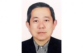 大山脚日新小学B校董事 陈逸绵PJK