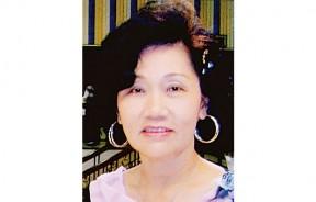 槟城文旋合唱团主席 冯丽萍PKT