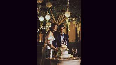 婚礼现场。