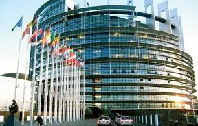 欧盟部分成员国对制裁有保留,图为比利时欧盟总部。