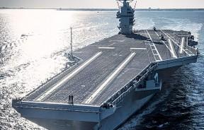 福特号仍有很多地方要完善,未能即时进行战斗部署。