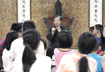 坐落梧桐山之智勇文化学院,共有55号称学员。