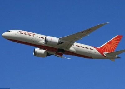 印度航空客机发生炸弹惊魂。