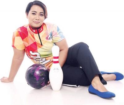 莎琳已成为大马保龄球界的代名词之一。