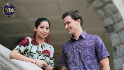 柔佛公主东姑敦阿米娜与丹尼斯的婚礼,将不对外开放。