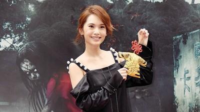 杨丞琳称戏中角色难揣摩。