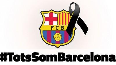 巴塞主场对阵皇家贝蒂斯的比赛中,巴塞球员将佩戴黑纱,以纪念巴塞罗那恐袭中的死难者。