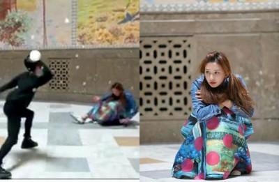 林志玲诠释经典童话《贾火柴的小女孩》。