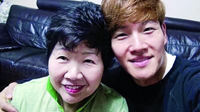 金钟国干因为母亲患癌,使他由问题少年变成孝子。