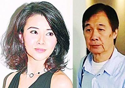 蒙嘉慧(左)于2011年有交通意外,吃轿车乘客邓志强(右)索偿。