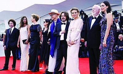 本届威尼斯影展评审团中有5位女性。