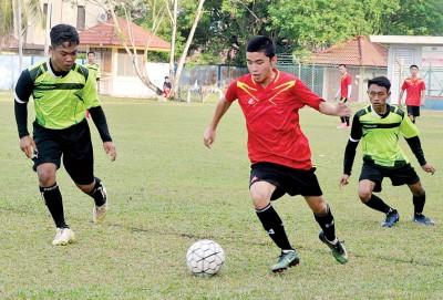 栽培年轻有潜质的球员是吉打华人足球公会的重要目标之一。