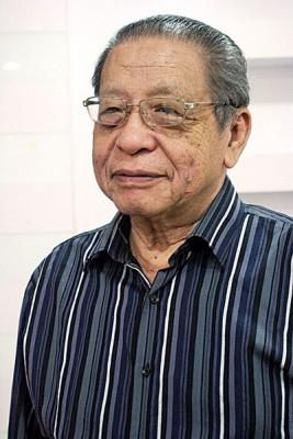 """林吉祥以""""10和5方程式""""推算,下届选举或能发生马来西亚人海啸。"""
