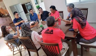 陈永丰旨在极力推广槟州旅游。