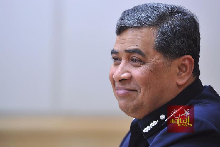 如果没在最后一刻获得延长,卡立将于9月5日荣休,卸下全国总警长一职。