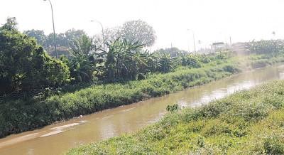 滋润绒河加深河床工程中所挖的河沙,州政府获征收河沙使用费。
