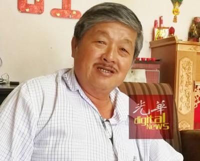 威北槟榔东海村委许顺耀:事件纯属巧合。